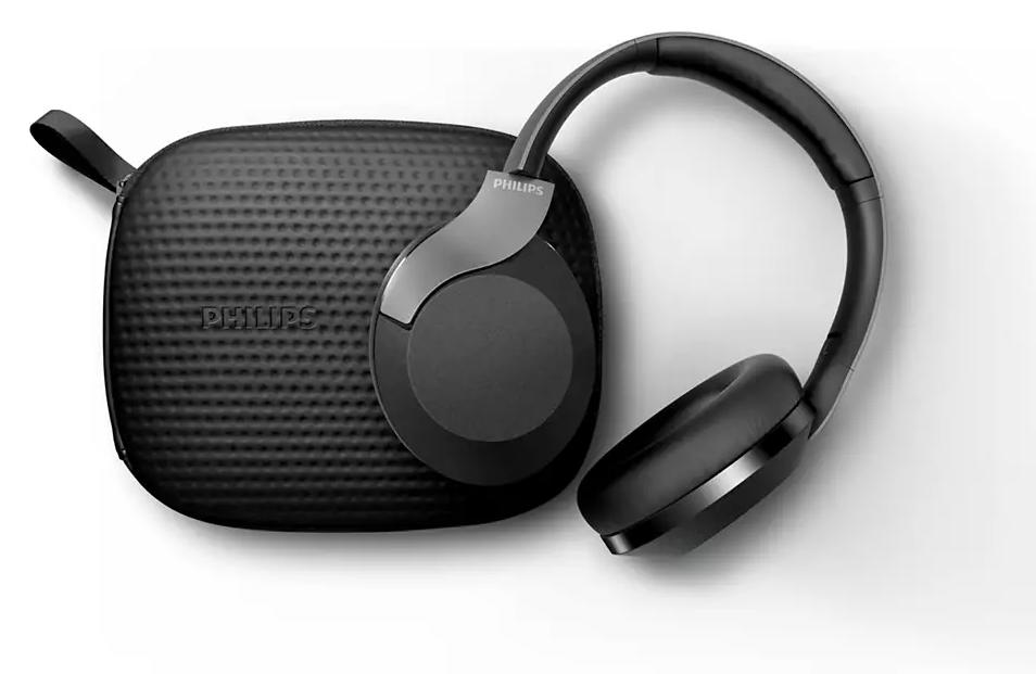 Slušalke Philips TAPH805BK Bluetooth, črna