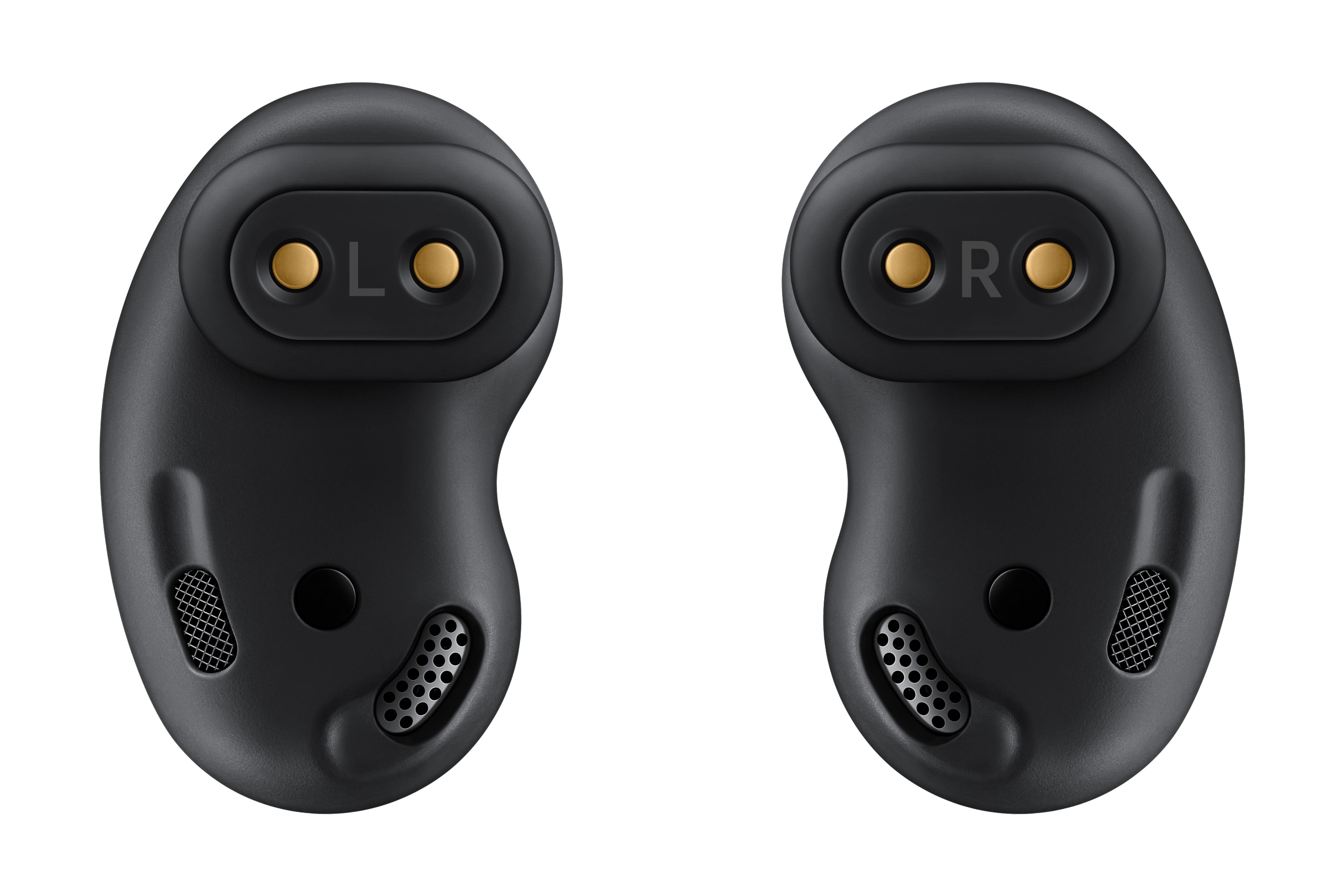 Brezžičen slušalke Samsung Galaxy Buds Live mistično črna