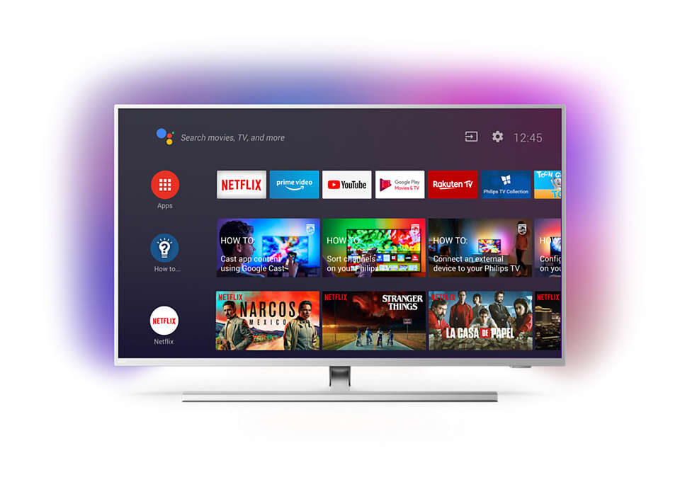 LED TV 58 Philips 58PUS8505