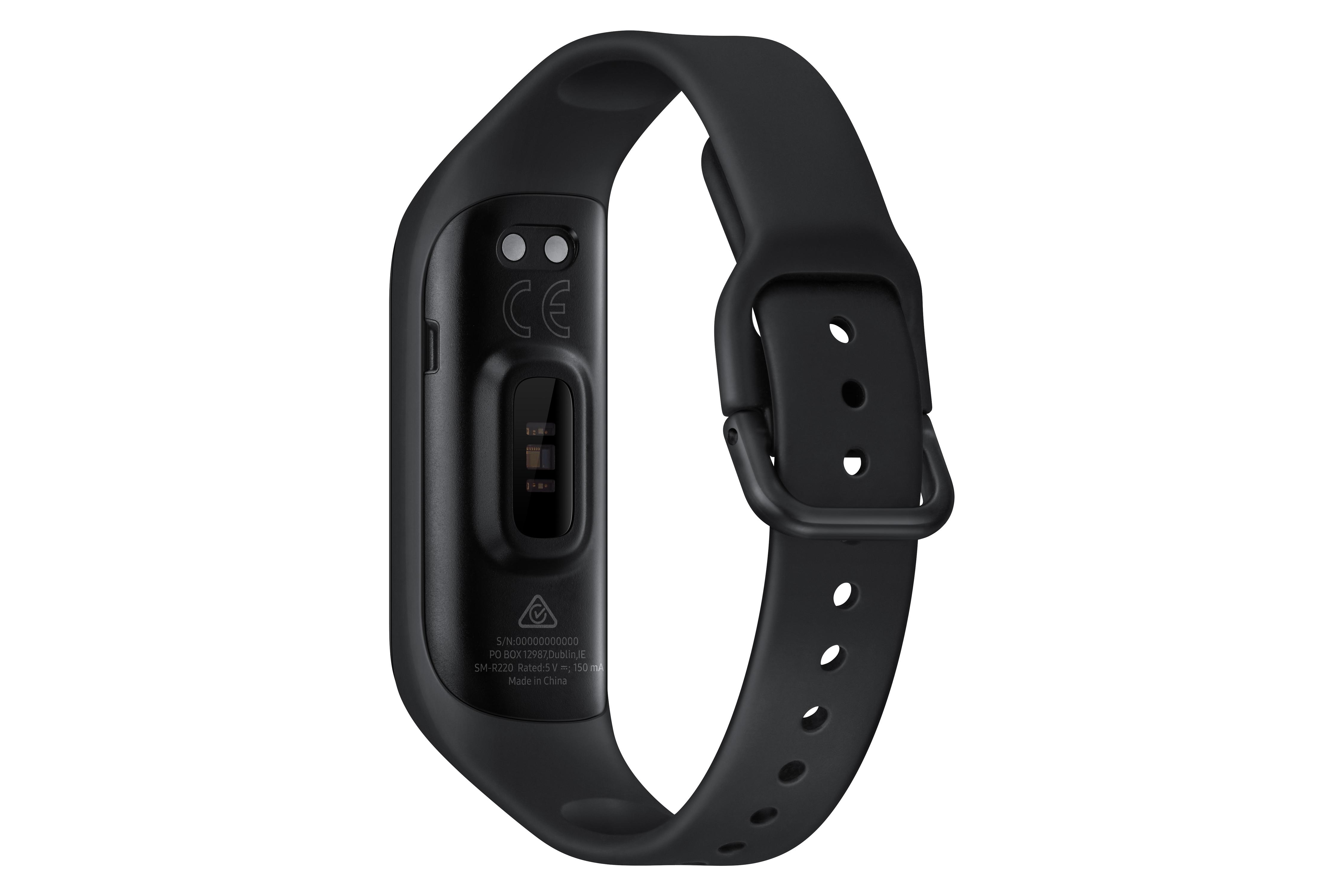Pametna ura Samsung Galaxy Fit2, črna