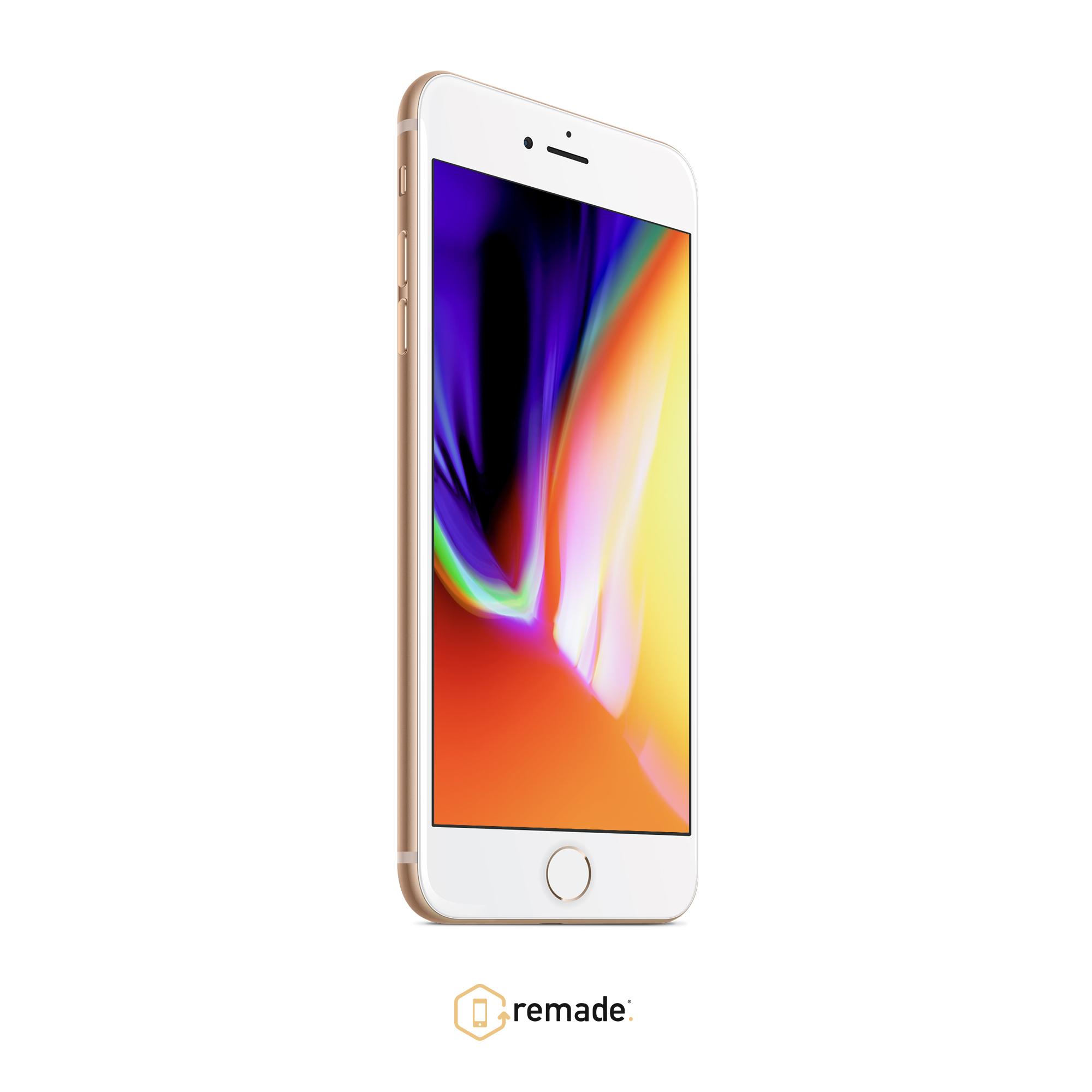Mobilni telefon Remade Iphone 8, 64 GB, zlata