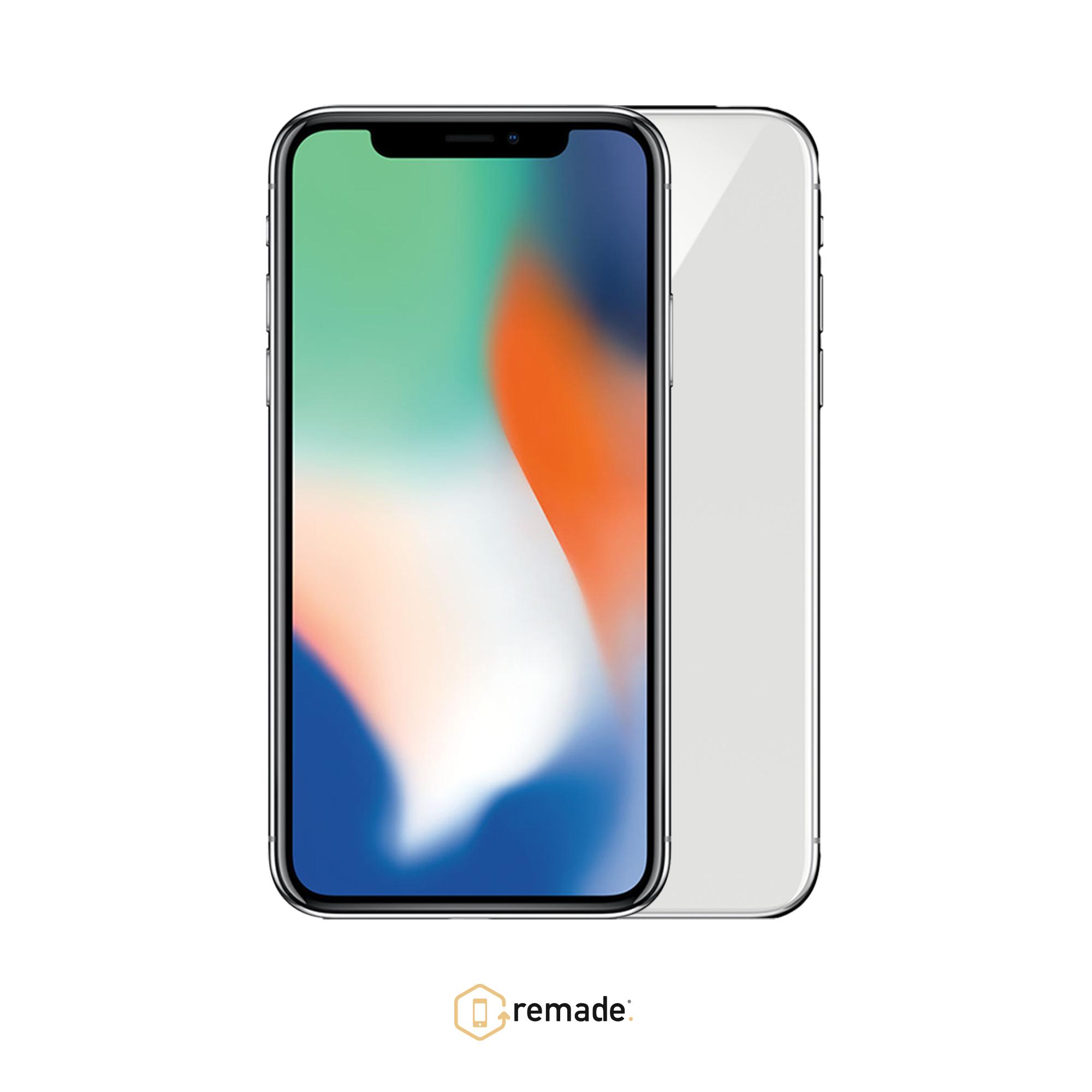 Mobilni telefon Remade Iphone X, 64 GB, srebrna