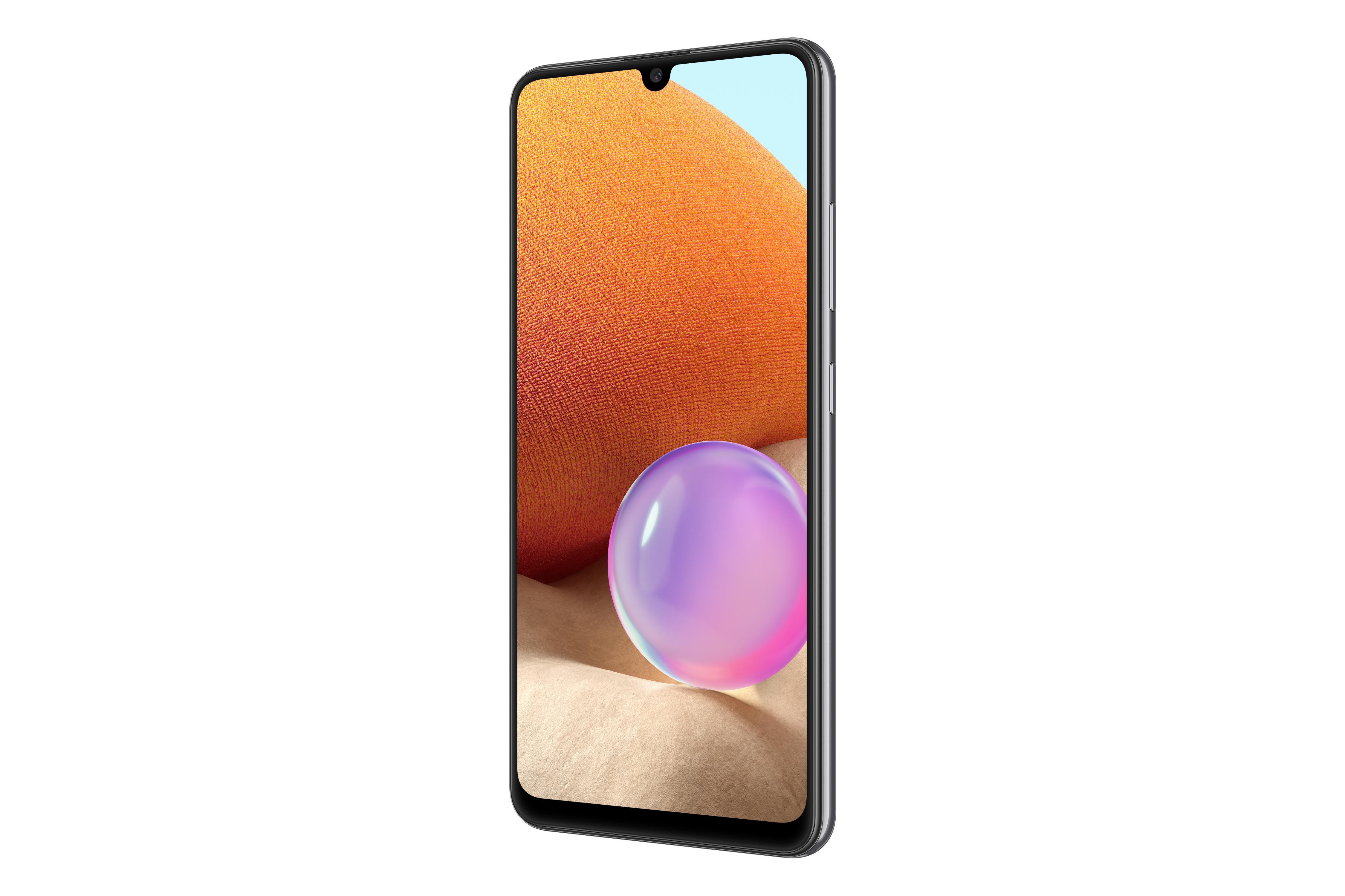 Kompl. Mobilni telefon Samsung Galaxy A32 4+128 GB, črna + T-2 Summer Pack