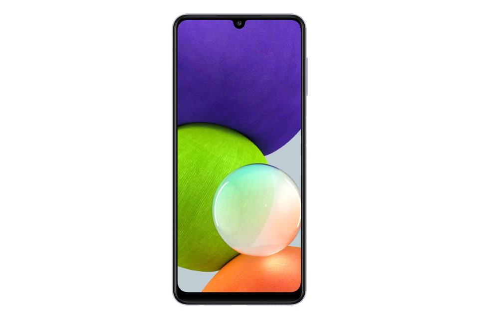 Mobilni telefon Samsung Galaxy A22 64 GB, vijolična