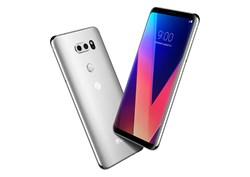 Mobilni telefon LG V30, siva