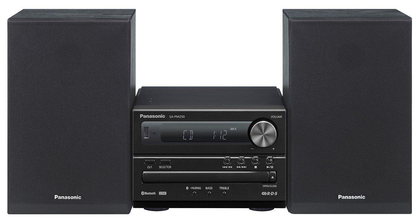 Glasbeni stolp Panasonic SC-PM250EG-K