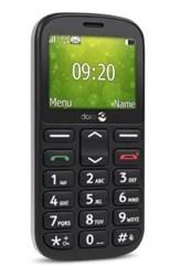 Mobilni telefon Doro 1360, črna