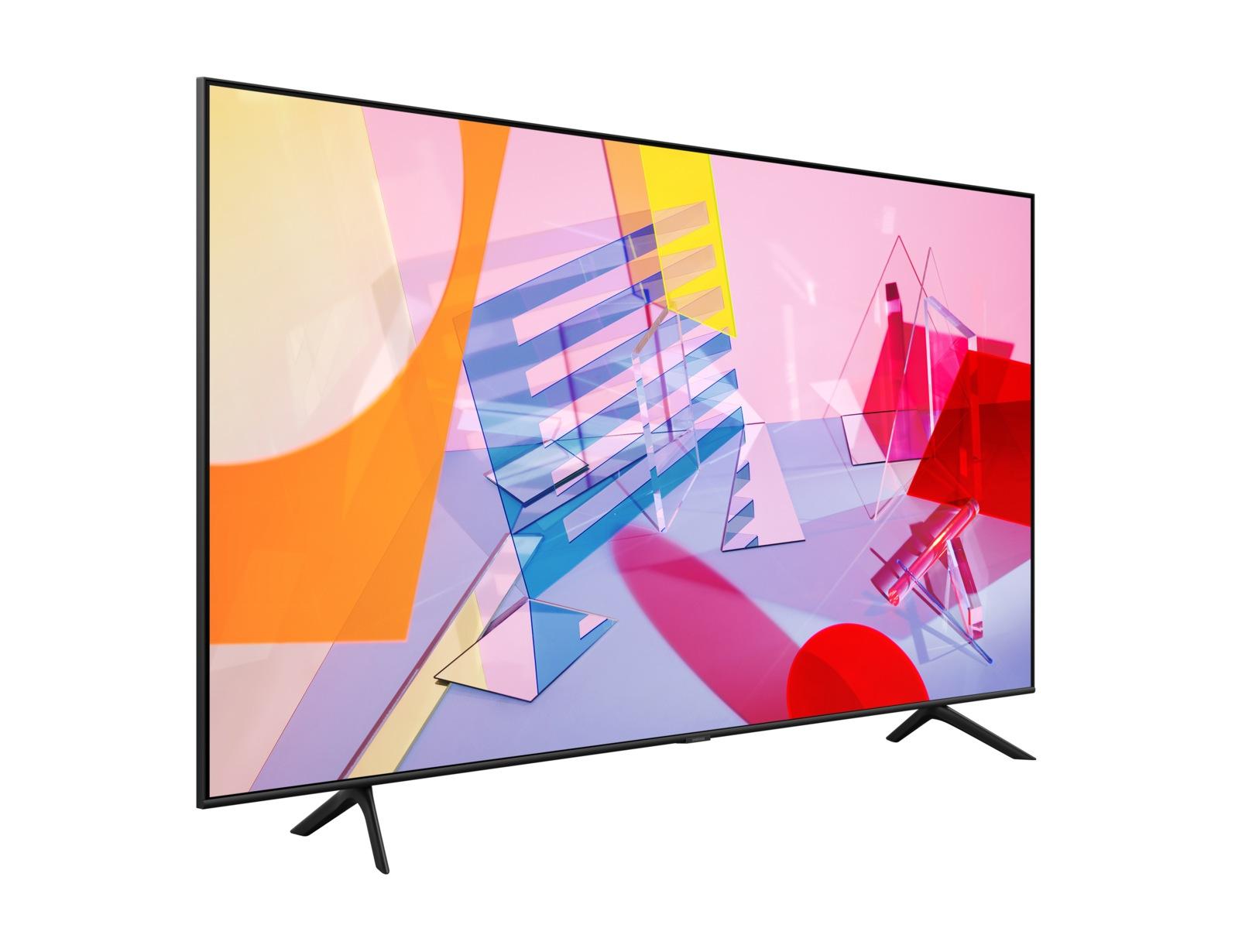 QLED TV 55 Samsung 55Q60TAU Smart TV, 4K