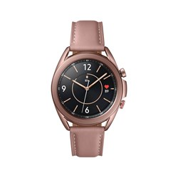 Pametna ura Samsung Galaxy Watch 3 41mm steel, mistično bronasta