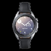 Pametna ura Samsung Galaxy Watch 3 41mm steel, mistično srebrna