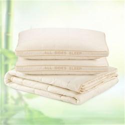 Set Hitex: Bamboo 2xvzglavnik All Side sleep in odeja Bamboo 200x200