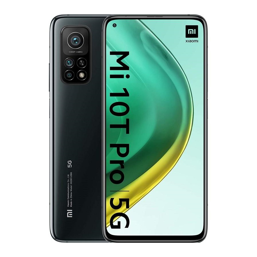 Mobilni telefon Xiaomi MI 10T PRO 8GB + 128GB BLACK