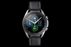 Samsung Galaxy Watch 3 45mm steel, srebrna