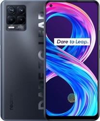 Mobilni telefon REALME 8 PRO, 8GB/128GB, neskončno črna