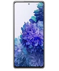 Komplet Samsung Galaxy S20 FE 2021, nebeško bela + Galaxy Fit2, črna