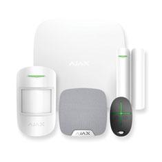 Začetni brezžični alarmni komplet AJAX Start, bela