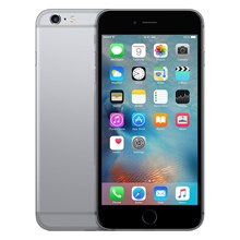 Mobilni telefon iPhone 6S plus, 4G, 32GB, temno siv